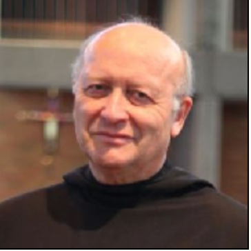 Father Volker Futter, OSB