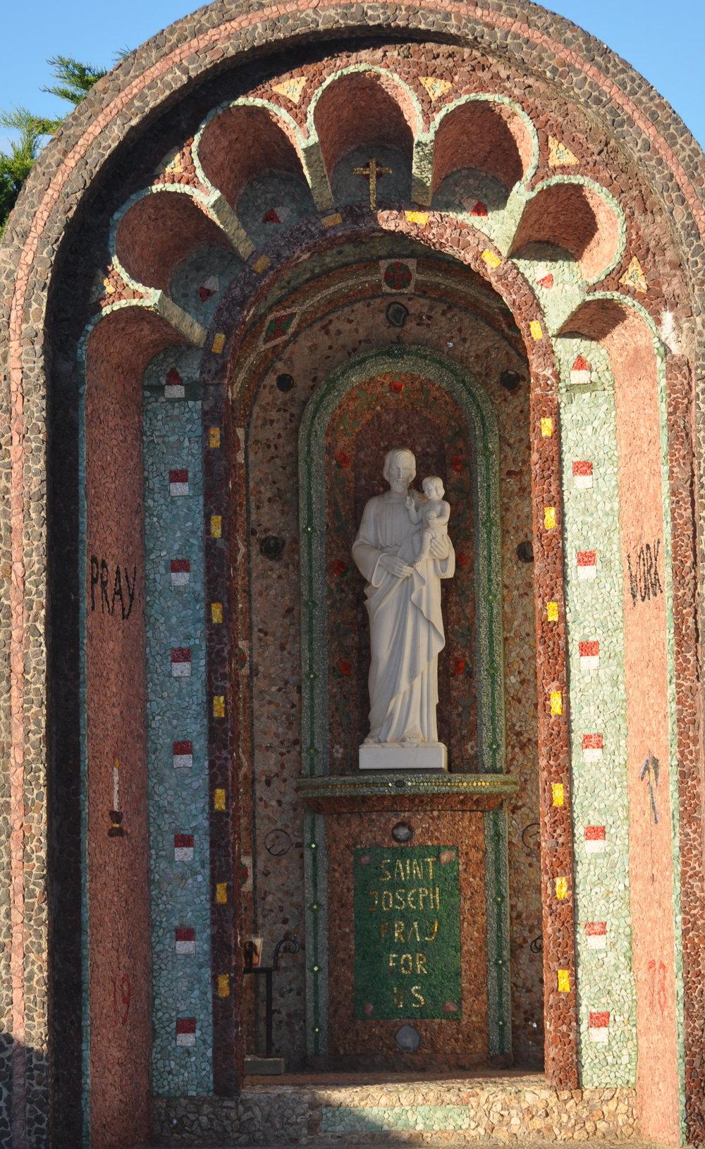 Grotto of St. Joseph