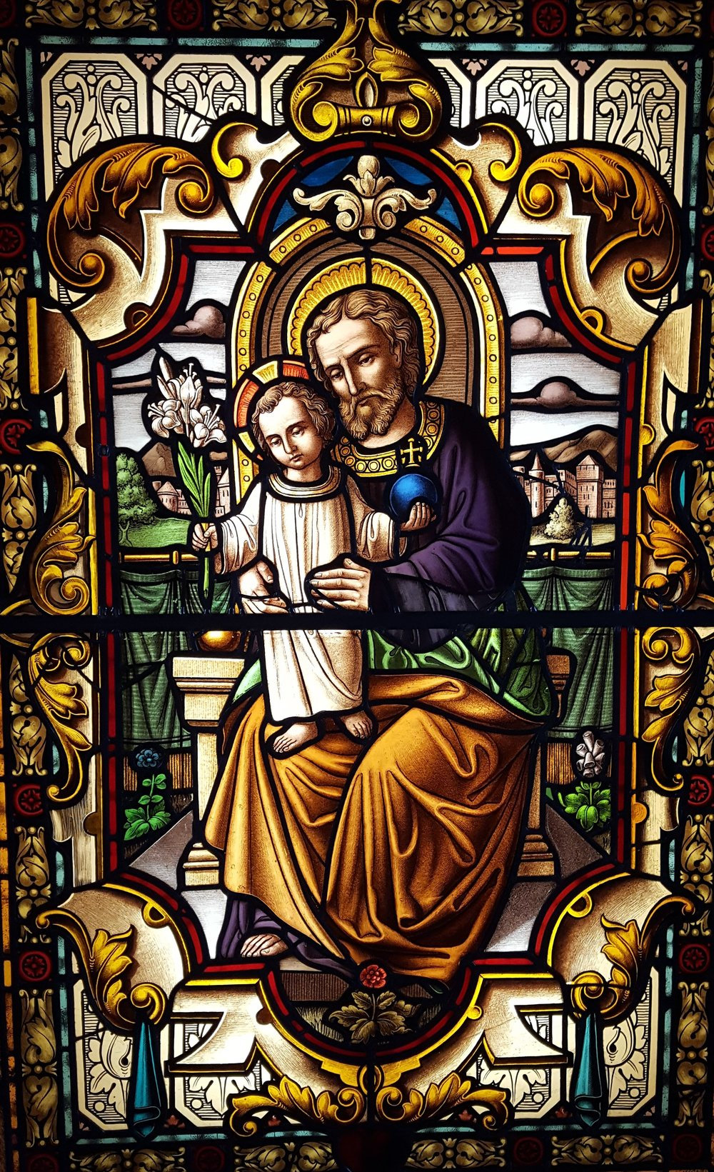 St. Joseph's Window