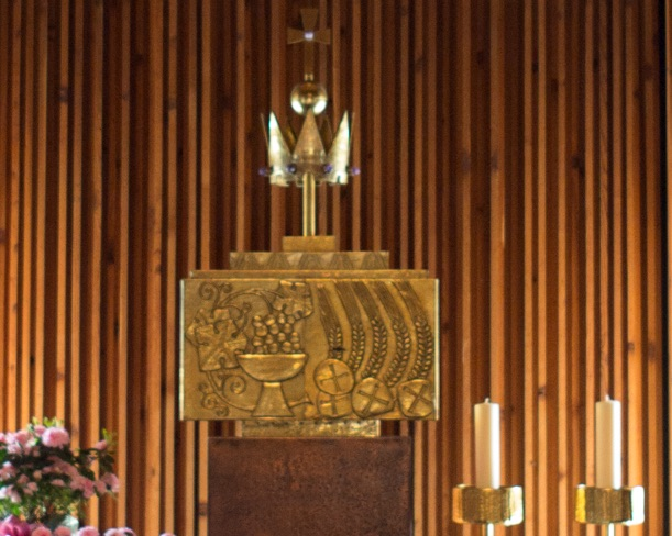 Tabernacle in Christ the King Priory Chapel