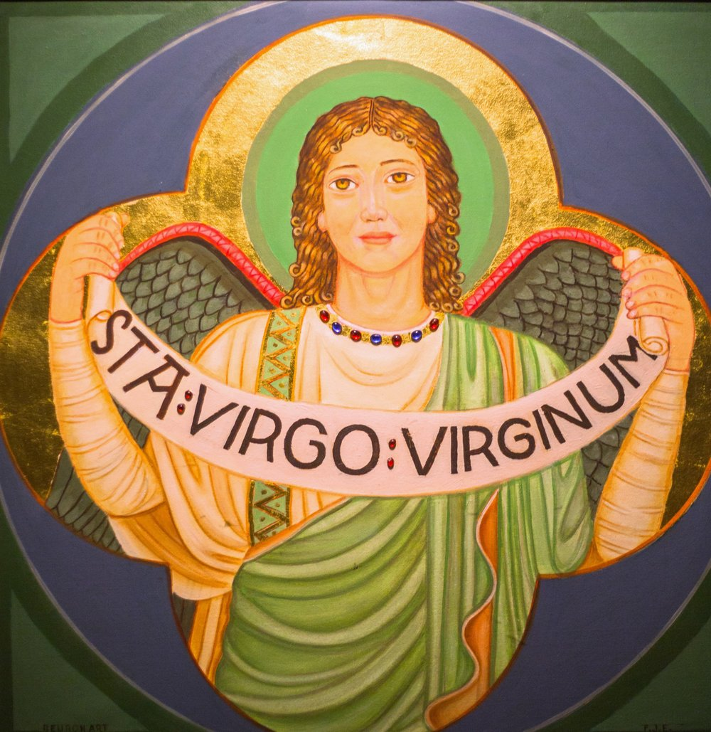 Virgin of All Virgins