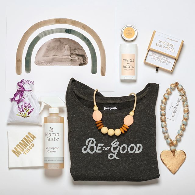 ***GIVEAWAY ALERT*** We teamed up with a bunch of really awesome women run companies to bring you a really special Mother's Day Giveaway! One really wonderful mama will win everything. Please make sure you like this photo on each of the tagged companies & are following along with each too!  If you tag a friend, you will get an additional entry and if you tell us something special about being a mom or your mom, we will also give an additional entry! The winner will be drawn at random, Friday at 8:00pm cst. *Winner must be in the Continental USA, 18+ and follow the 2 steps listed to be entered.* Happy Mother's Day to everyone!! {This giveaway is not affiliated with Instagram.}