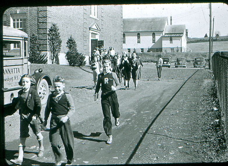 Narrowsburg Central School Students