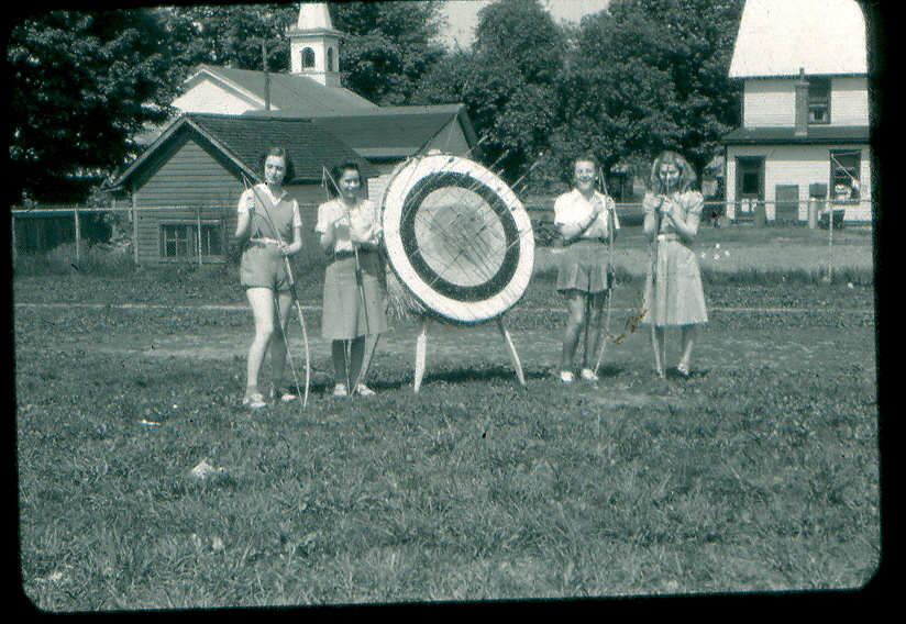 Narrowsburg Central School Bullseye