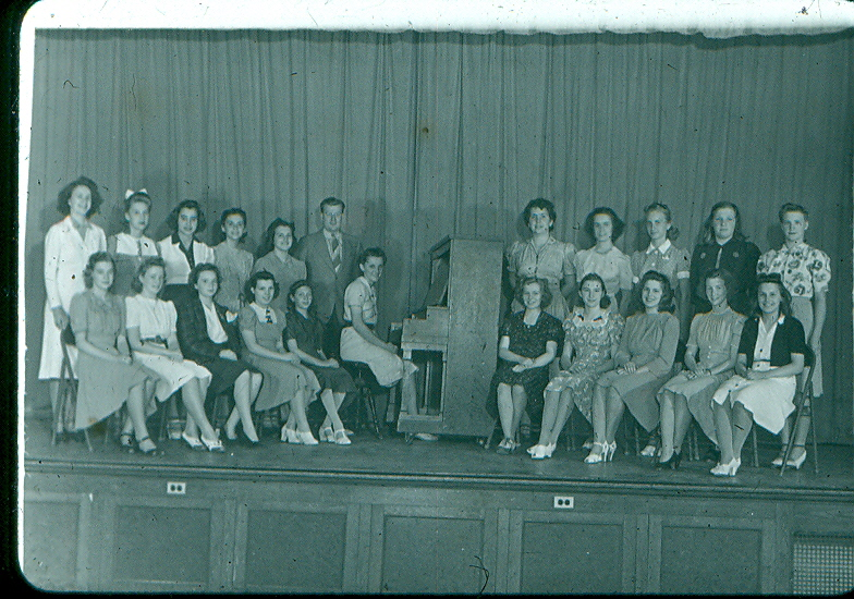 Narrowsburg Central School Class