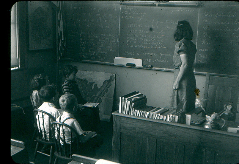 Narrowsburg Central School Classroom