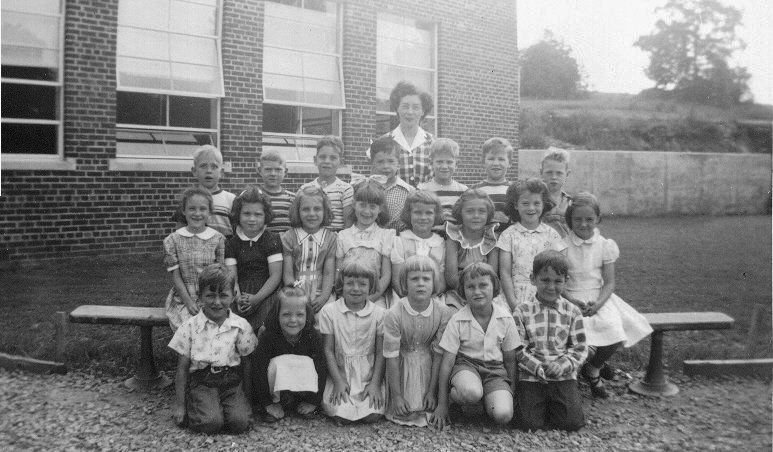 Narrowsburg Central School Class Picture