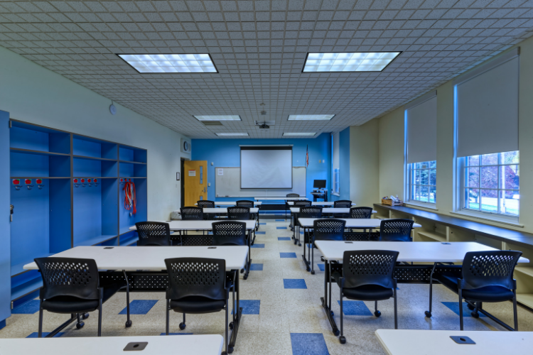 Narrowsburg Union Classroom Conference Room