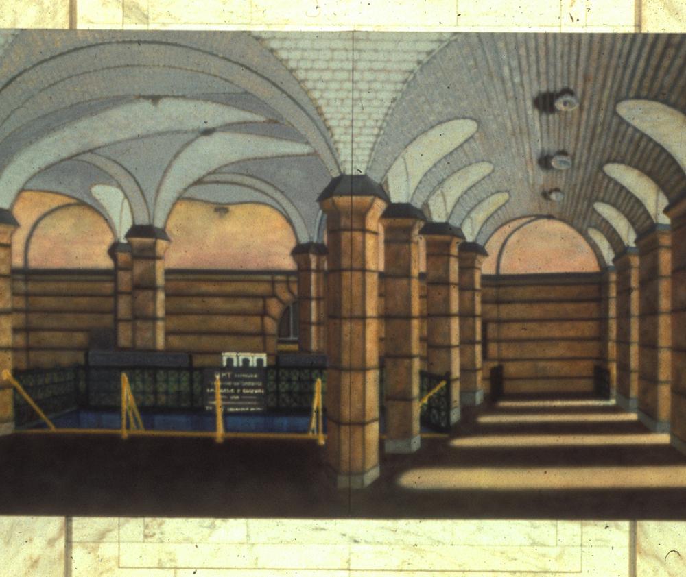 "Municipal Bldg. '75 60x108"" ac/c"