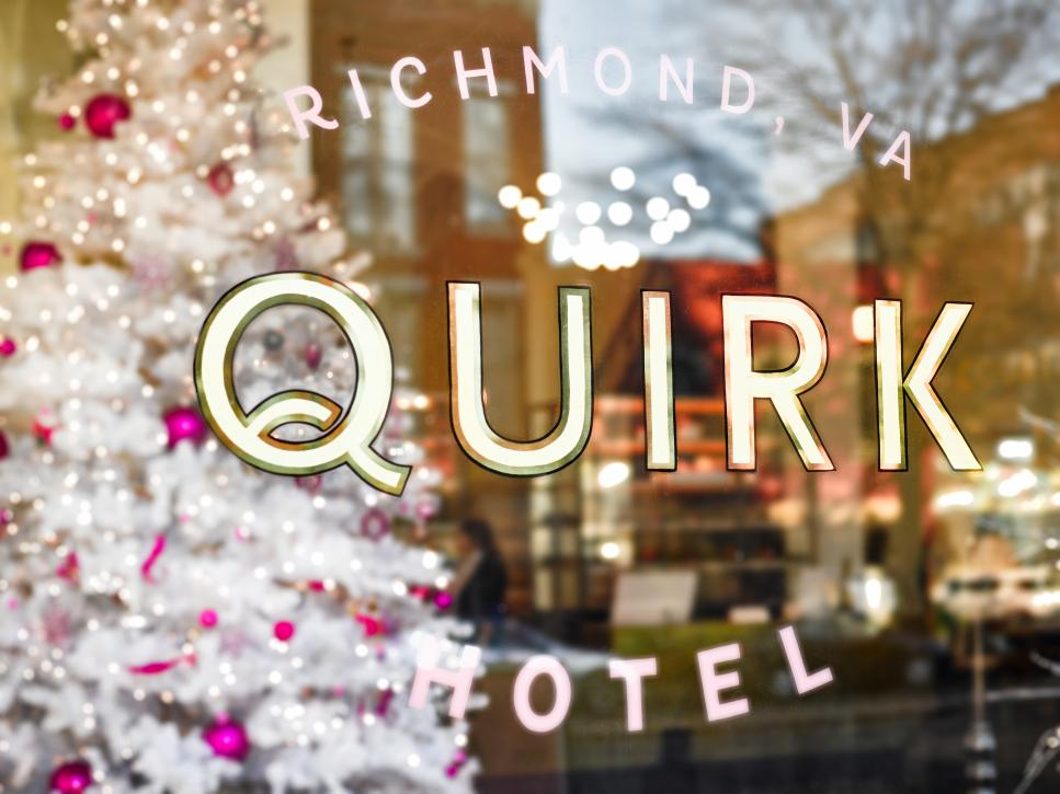 Photo: Quirk Hotel