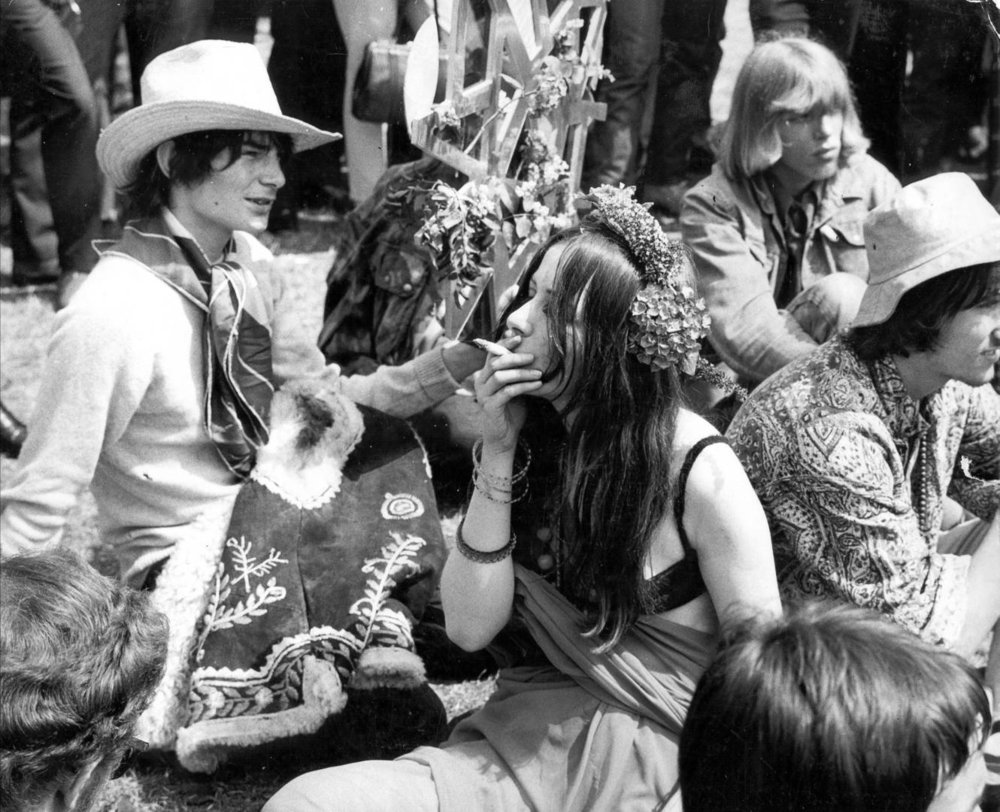 Colorful Hippie Snapshots