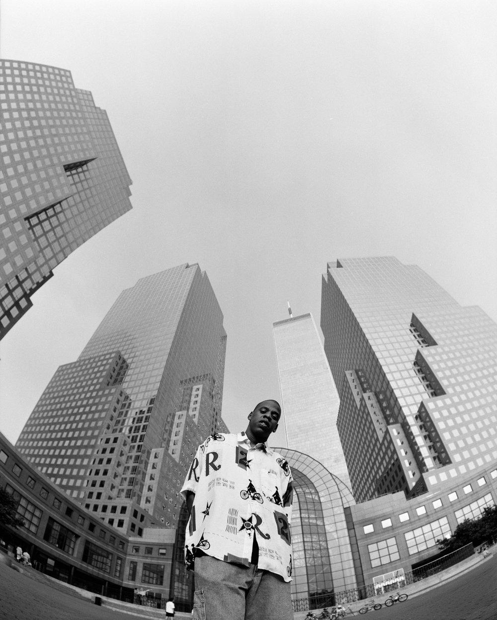 Jay-Z by Jamil GS, 1995