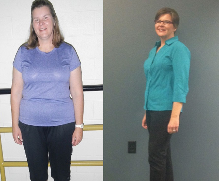 """I have tried for years to lose weight and keep it off. The New Beginnings Program has given me the tools I need to do just that. I am forever changed."""
