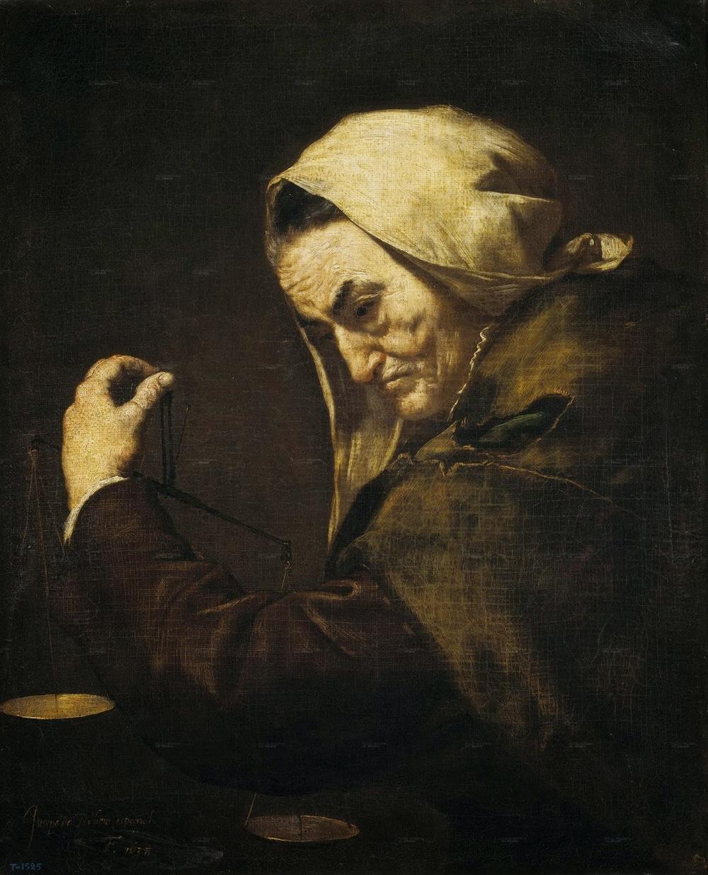 The old usurer, Jusepe de Ribera