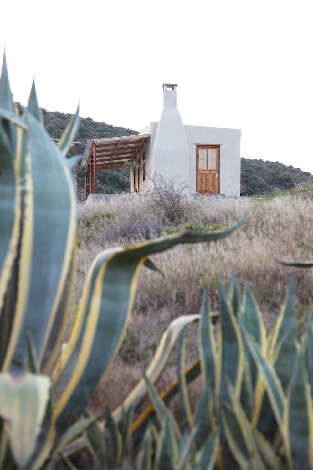 grayskymorning :      Karoo Farmhouse