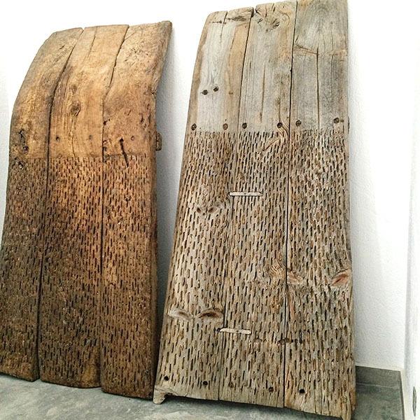 toolshedding :     Threshing Boards | Gela, Bulgaria | photo by  Abigail Doan  (2015)