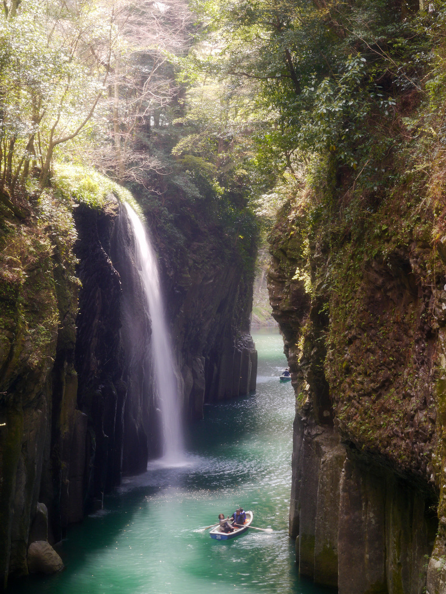 woodendreams :     Takachiho Gorge, Japan ( by sonotoki )