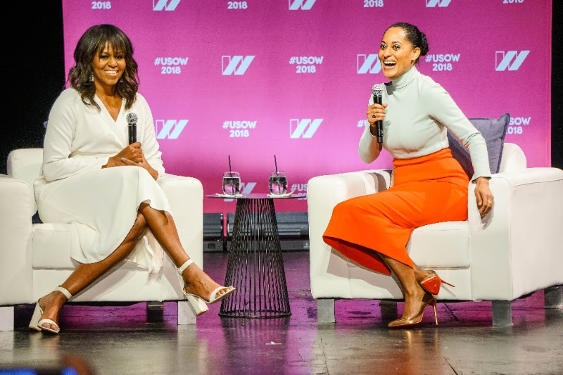 USoW includes empowering and inspiring programming, including interviews and panels.