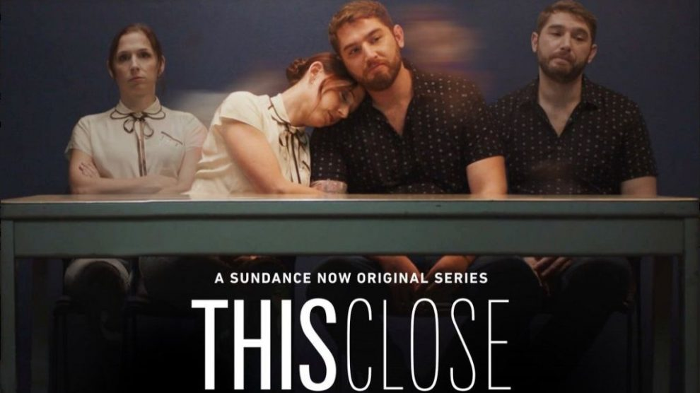 This series follows Kate and Michael, who are deaf, as they balance their personal lives and careers. THIS CLOSE is an exploration of Kate and Mike's relationship as best friends and their longing to be understood.