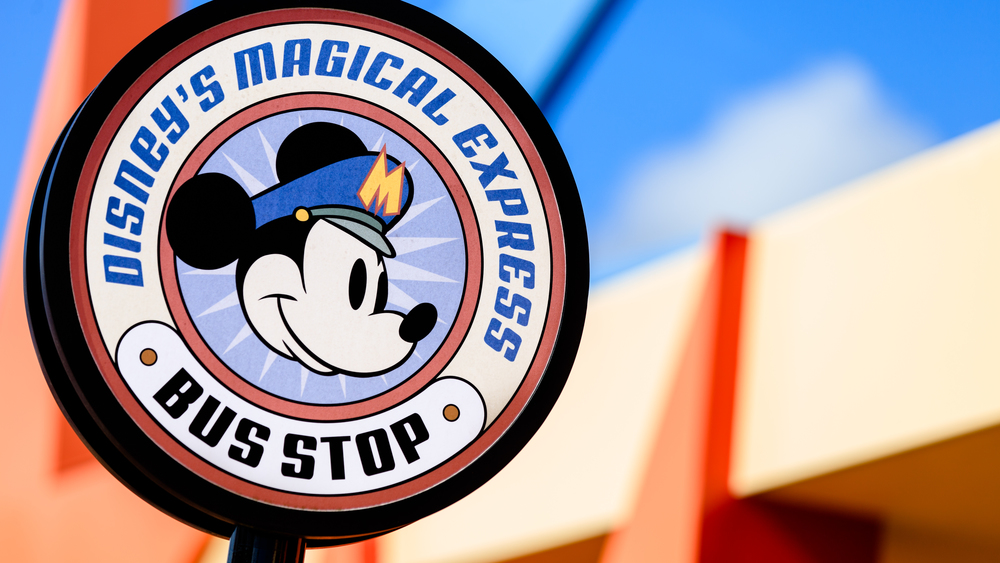 TRANSPORTE  DISNEY'S MAGICAL EXPRESS
