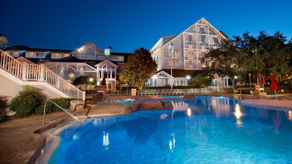 Disney's Yacht & Beach Club Resort - ¿Quieres conocer sus habitaciones?