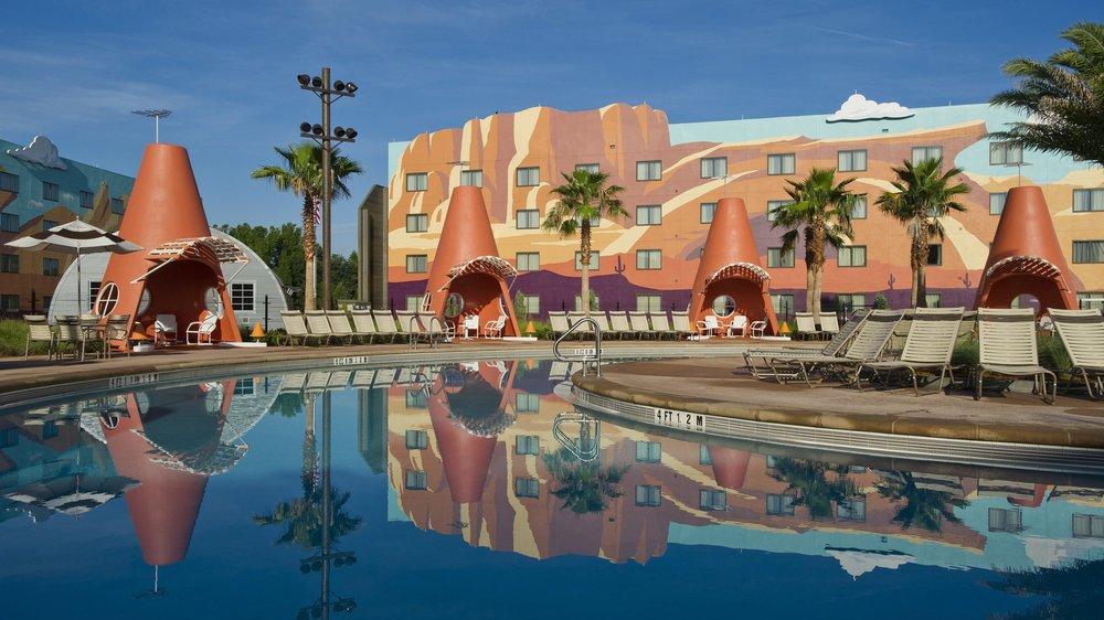 Disney's Art of Animation Resort - ¿Quieres conocer sus habitaciones?