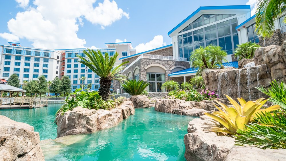 Loews Sapphire Falls Resort - at Universal Orlando™