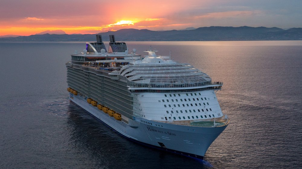 SUNRISE | HARMONY OF THE SEAS