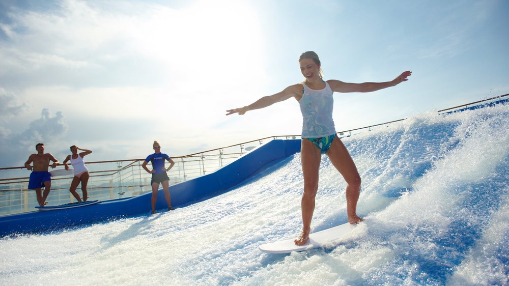 FLOWRIDER | OASIS OF THE SEAS