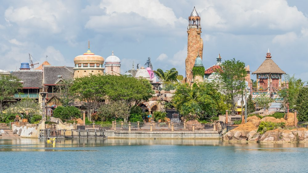 Universal's Islands of Adventure® -