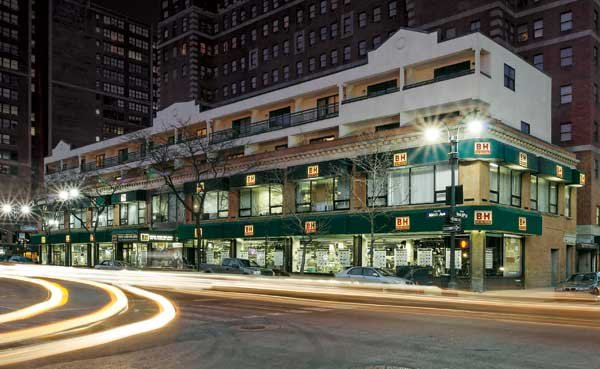 B&h, located at 420 9th Ave.on the corner of 34th St. in Manhattan, NYC.