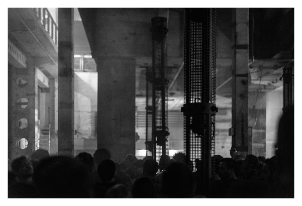 Berlin Atonal. Image: Camille Blake
