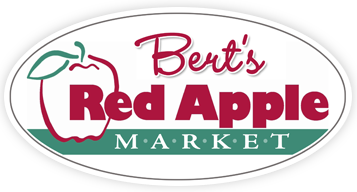 Bert's Red Apple Market