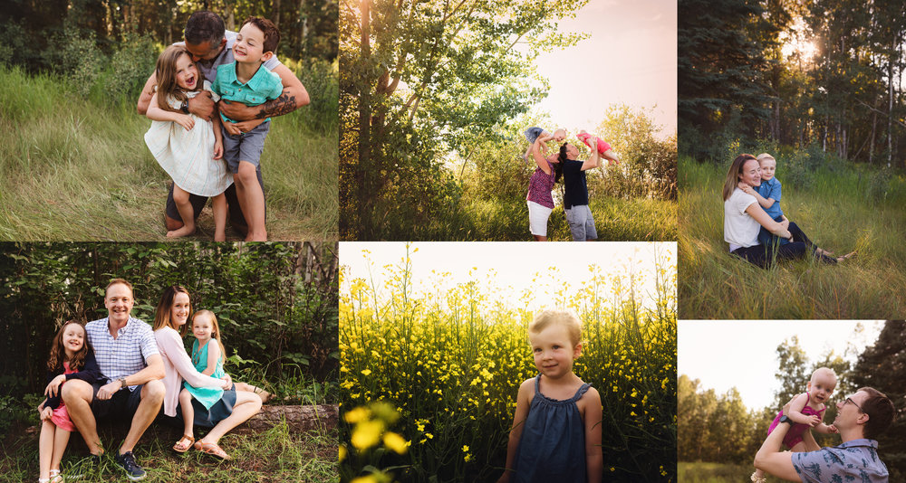 Summer Family Sessions