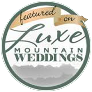 Twickenham House is featured on Luxe Mountain Weddings
