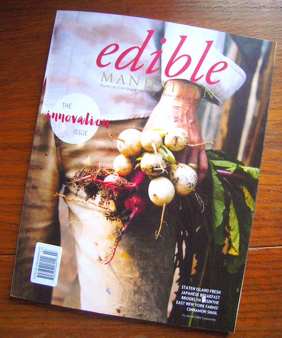 Edible Magazin June 16