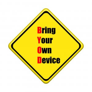 Bring Your Own Device in Healthcare