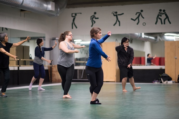 Tai Chi improves balance, coordination, relaxation, and self-awareness