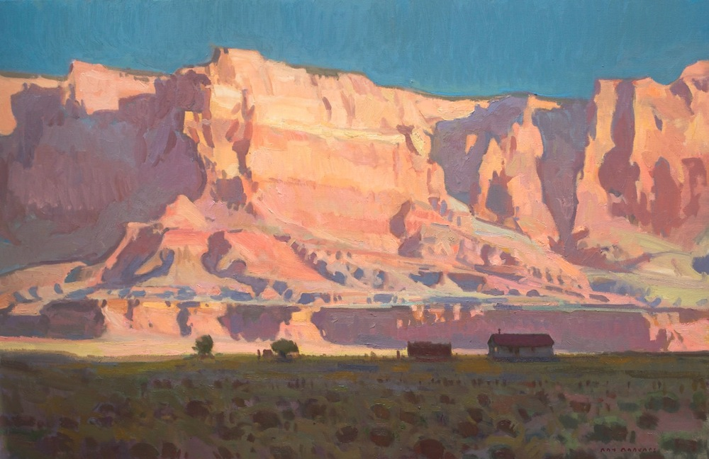 Vermillion Cliffs - SOLD
