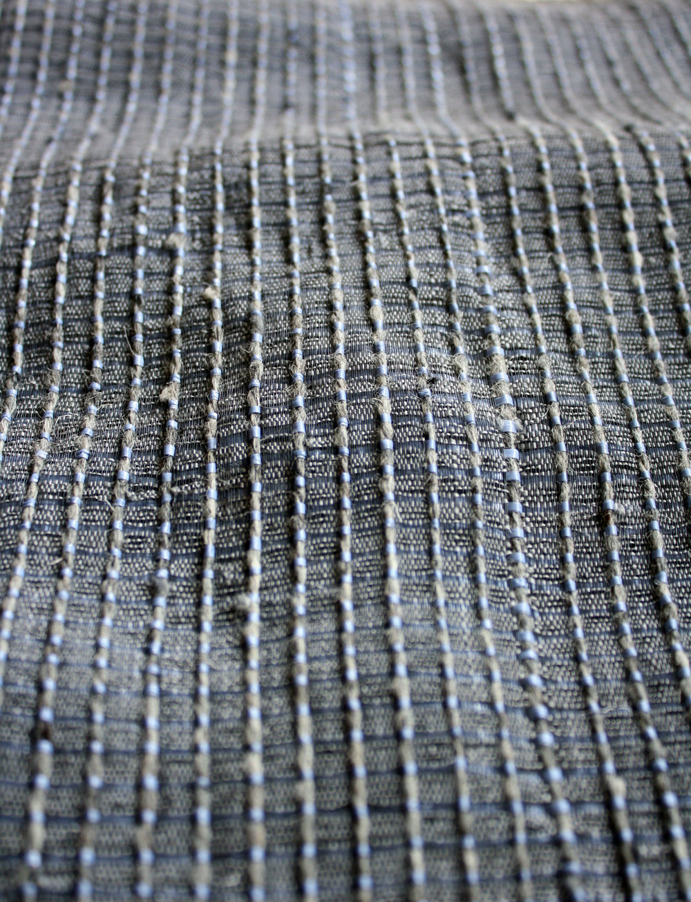 Wool / Monofilament / Tape