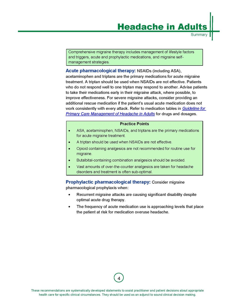 Summary Guideline for Management of Primary Headache in Adults_Page_4.jpg