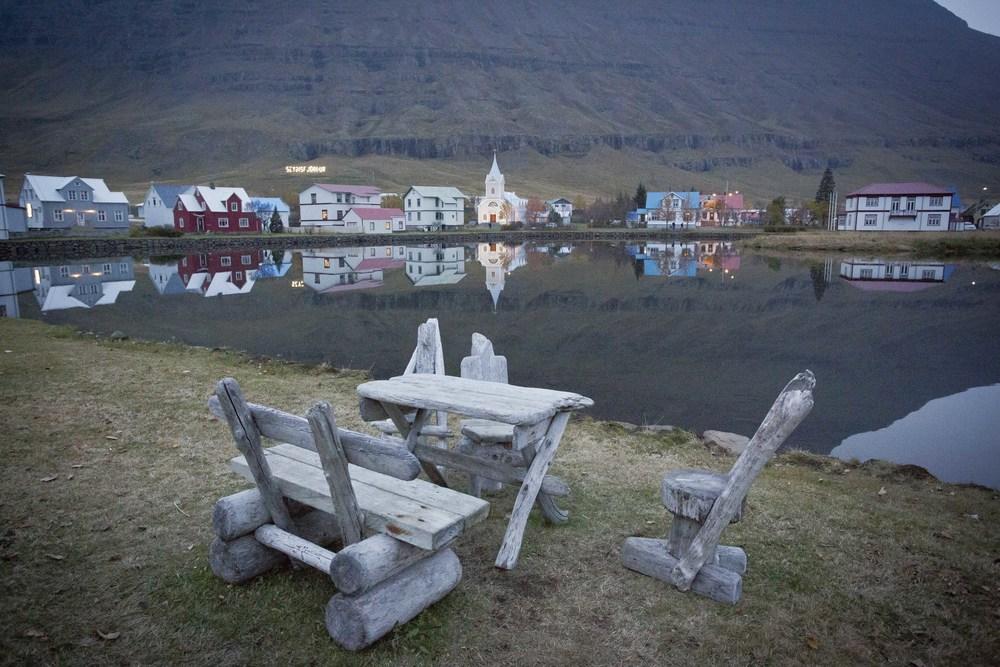 Iceland - Seyðisfjörður