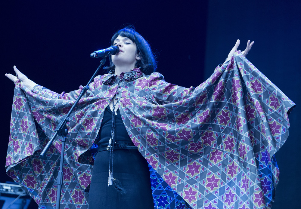 Bat For Lashes at Bestival