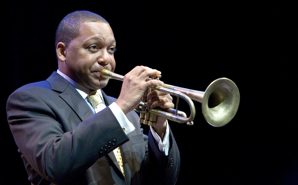Wynton Marsalis at The Barbican