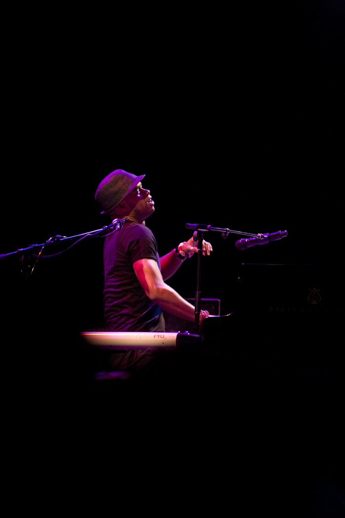 Roberto Fonseca at the Barbican