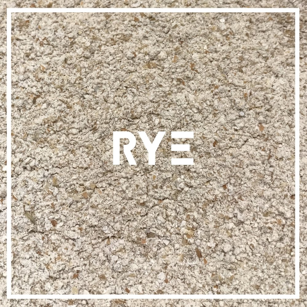 Our whole grain rye is grown by Larry Dammen near Argyle, WI. It is stone-milled at Lonesome Stone Mill, in Lone Rock WI. Used in: Windy Point Rye is an ancient grain originating in central Europe. We join artisan bakers and whisky distillers in our love of its earthy, subtly spicy character.
