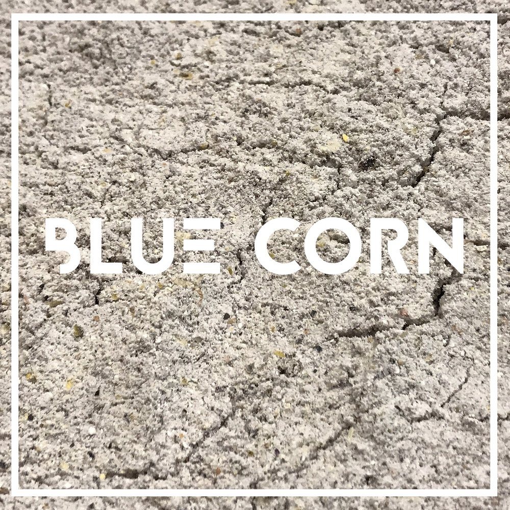 Our organic whole grain blue corn is grown by Dave Dolan in Dodgeville WI. It is milled at Lonesome Stone Mill, in Lone Rock WI.  Used in: Windy Point, 1776 Blue Corn is one of America's most ancient grains. Long cultivated by the Hopi Indians in what is now Arizona and New Mexico, ours has been adapted to the midwest climate through careful seed-selection. Blue corn has a distinctively dry, mildly sweet flavor.
