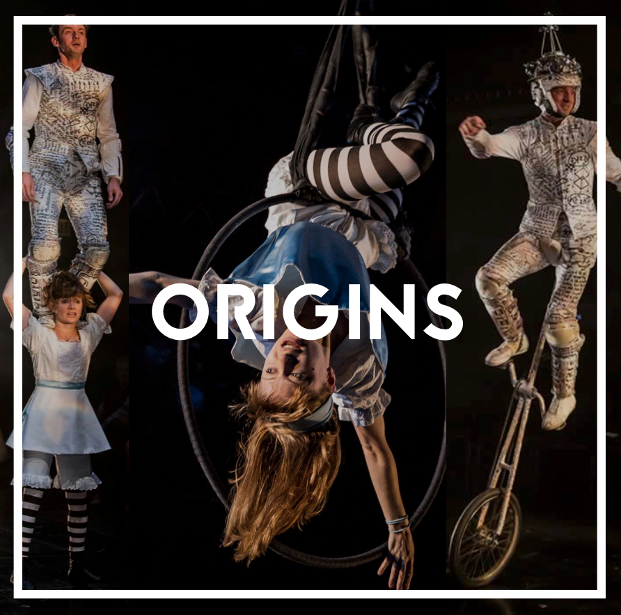 ORIGINS  Learn more about how the pancakes started: as a loveletter to an acrobat.