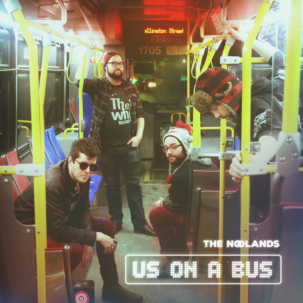 Us on a Bus (New EP) - Our latest release is full of raw energy and new sounds. Produced and recorded in Barrie Ontario Canada.