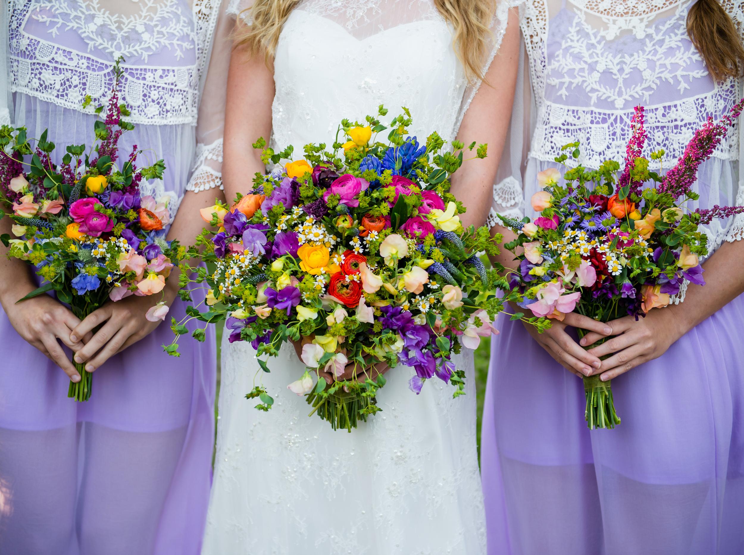 Seasonal Flowers Prefect For Your Spring Wedding Villa St Clair